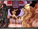 Raumeindringlinge in rpg porno shooter spiel