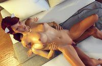 3DX Chat 2.0 Online Porno Spiel