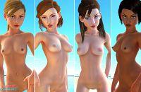 Girlvania Expansion Pack und Lesben Spiel