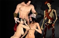 Virtuelle 3D Sex in PC Porno Spiele