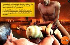 Realistische RPG Porno Spiele mit echten ficken