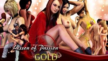 Lesson of Passion Flash wirklichen Leben Pornospiele