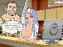 Karikature flash spiel mit krankenschwester ficken
