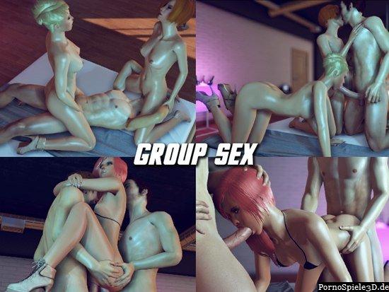 Porno Spiel ficken