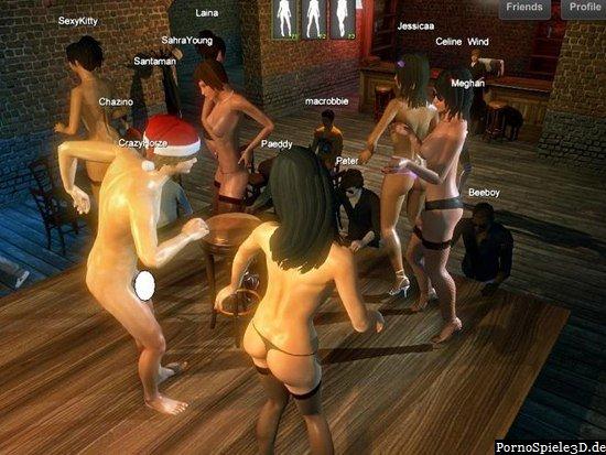 Naked egiption women