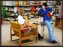 Geileschulmadchen verfuhrt einen jungen in bibliothek